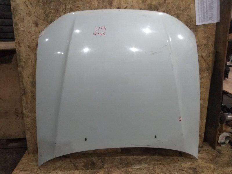 Капот Mitsubishi Galant EA1A 4G93 2000