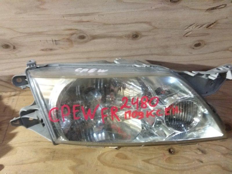 Фара Mazda Premacy CPEW FS-DE 2003 правая
