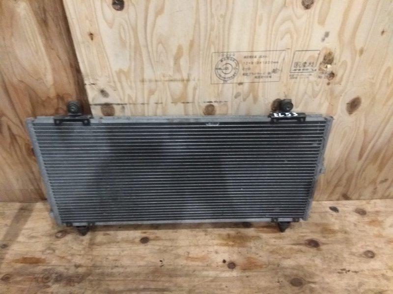 Радиатор кондиционера Toyota Tercel EL53 5E-FE 1996