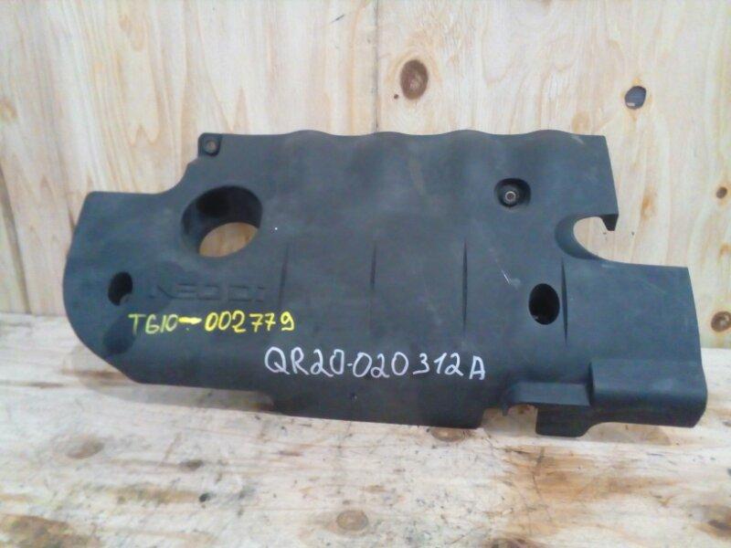 Крышка на двигатель декоративная Nissan Bluebird Sylphy TG10 QR20DD 2001