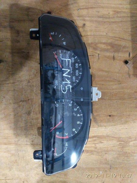 Комбинация приборов Nissan Pulsar FN15 GA15DE 1997