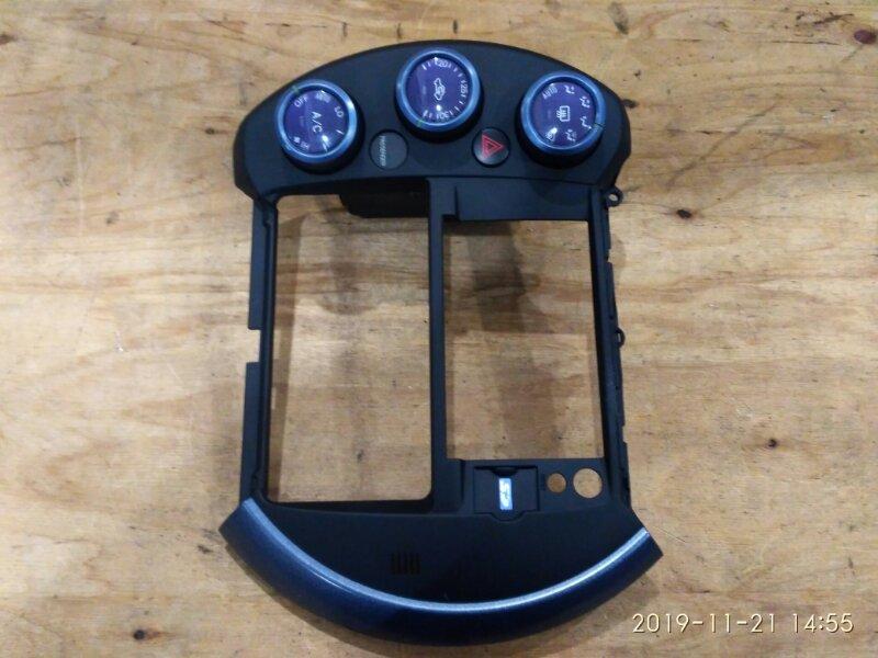 Блок управления климат-контролем Toyota Will Cypha NCP70 2NZ-FE 2003