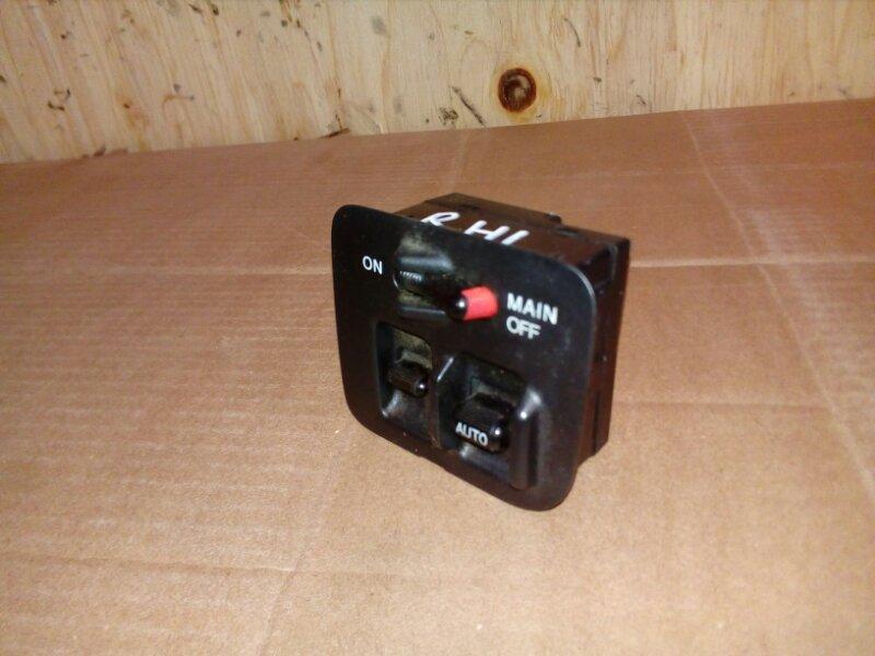 Блок управления стеклоподъемниками Honda S-Mx RH1 B20B 2000