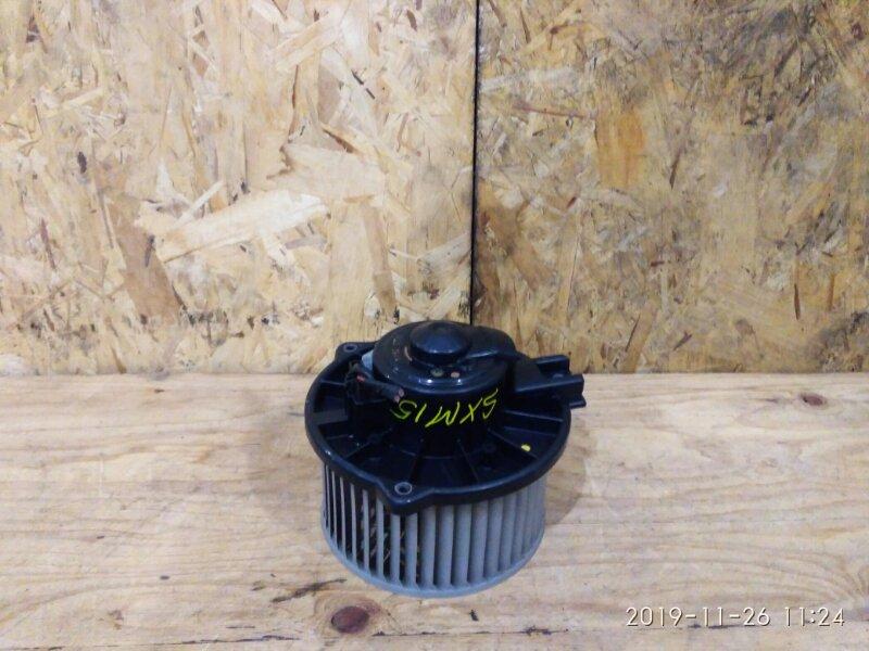 Вентилятор печки Toyota Gaia SXM15G 3S-FE 1998