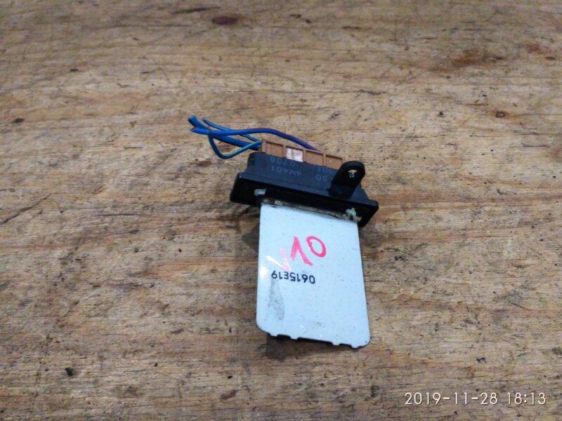 Реостат печки Nissan Tino V10 QG18DE 2000