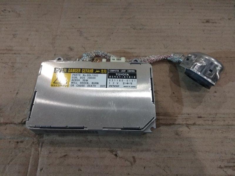 Блок розжига ксенона Toyota Celsior UCF31