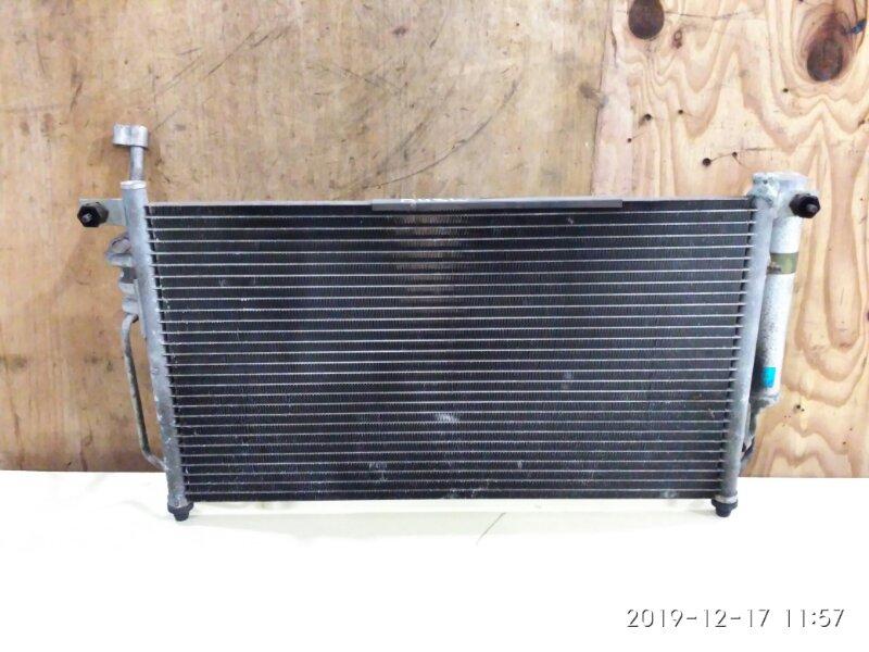 Радиатор кондиционера Mazda Demio DY3W ZJ-VE 2004
