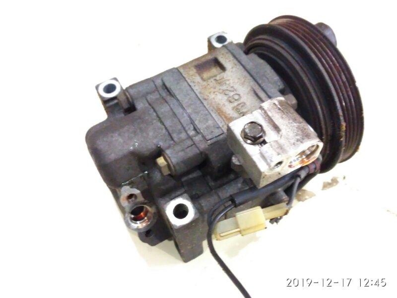 Компрессор кондиционера Mazda Demio DW3W B3-ME 1998