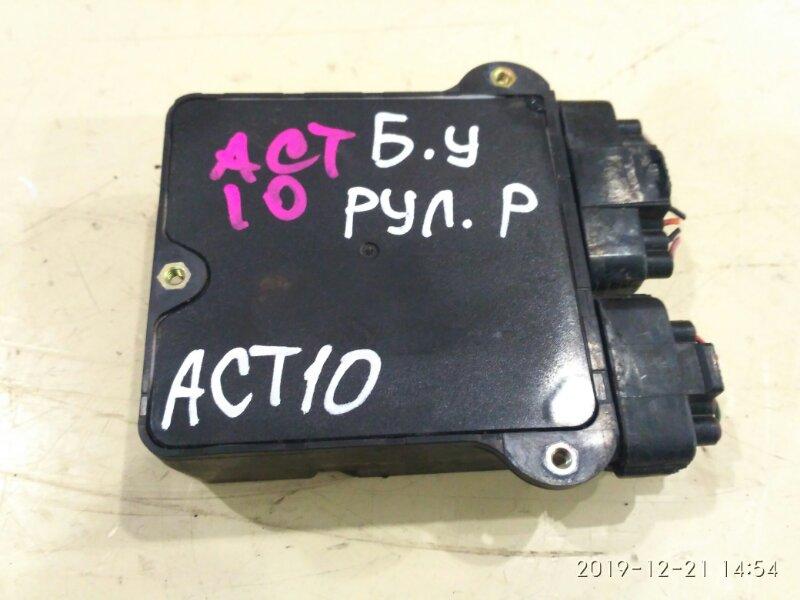 Блок управления впрыском топлива Toyota Opa ACT10 1AZ-FSE 2000