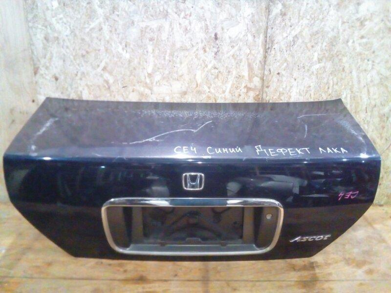 Крышка багажника Honda Ascot CE4 G20A 1994