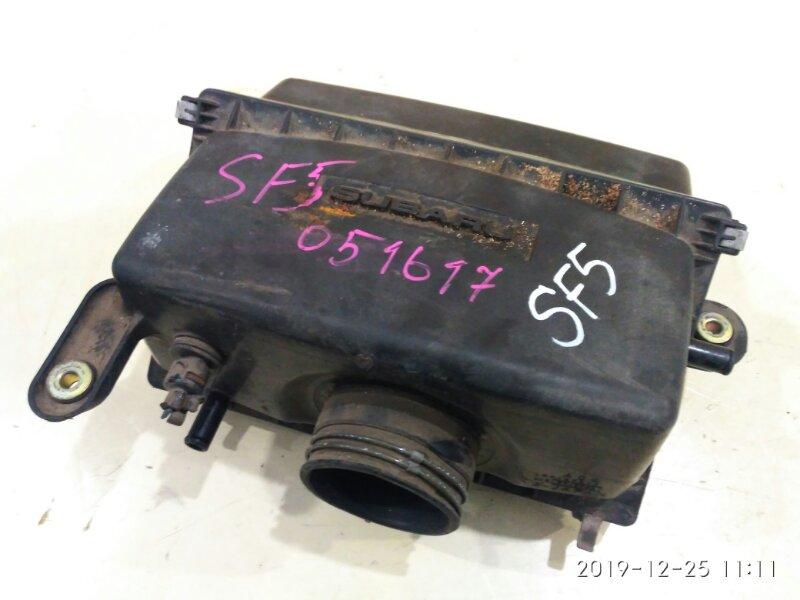 Корпус воздушного фильтра Subaru Forester SF5 EJ20 1998