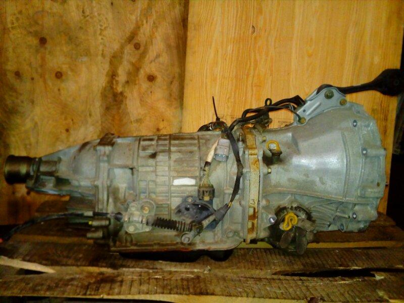 Акпп Subaru Forester SG5 EJ20-T 2002