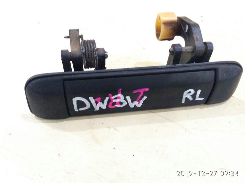 Ручка наружная Mazda Demio DW3W B3-ME 1998 задняя левая