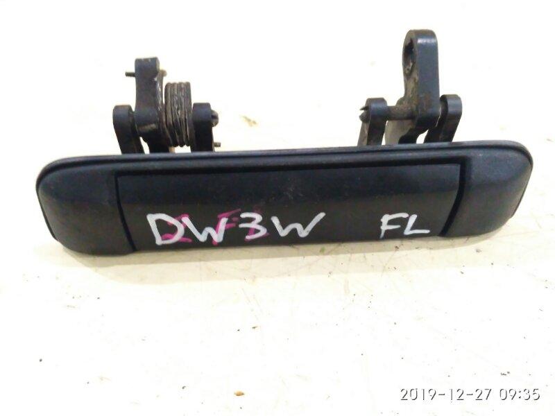 Ручка наружная Mazda Demio DW3W B3-ME 1998 передняя левая