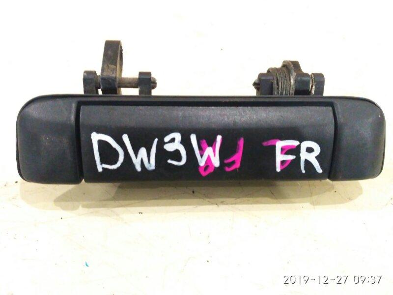 Ручка наружная Mazda Demio DW3W B3-ME 1999 передняя правая