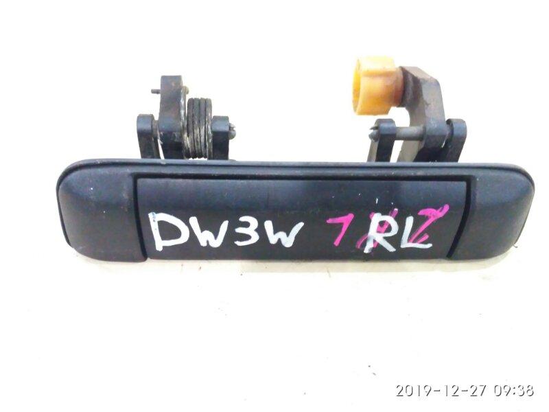 Ручка наружная Mazda Demio DW3W B3-ME 1999 задняя левая