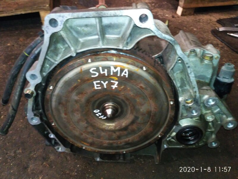 Акпп Honda Partner EY7 D15B 2000