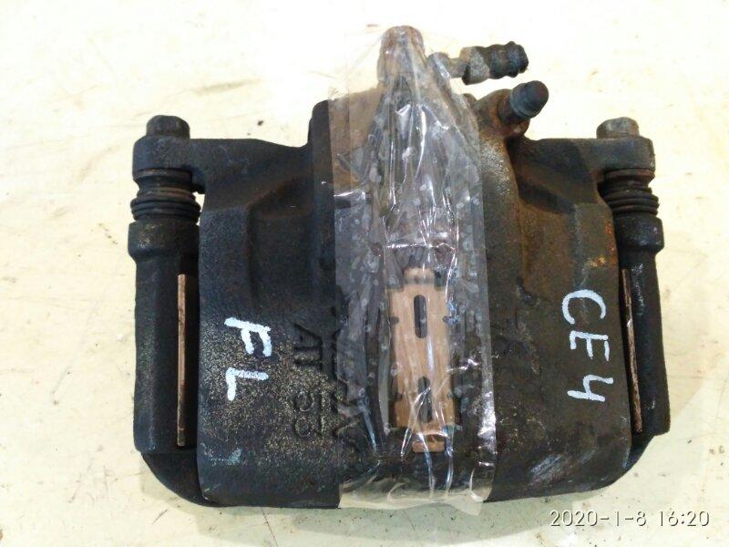 Суппорт Honda Ascot CE4 G20A 1994 передний левый