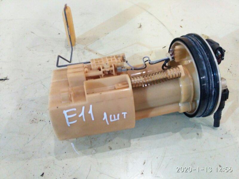 Насос топливный Nissan Note E11 HR15DE 2005