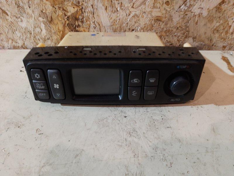 Блок управления климат-контролем Mitsubishi Legnum EA3W 4G64 2000