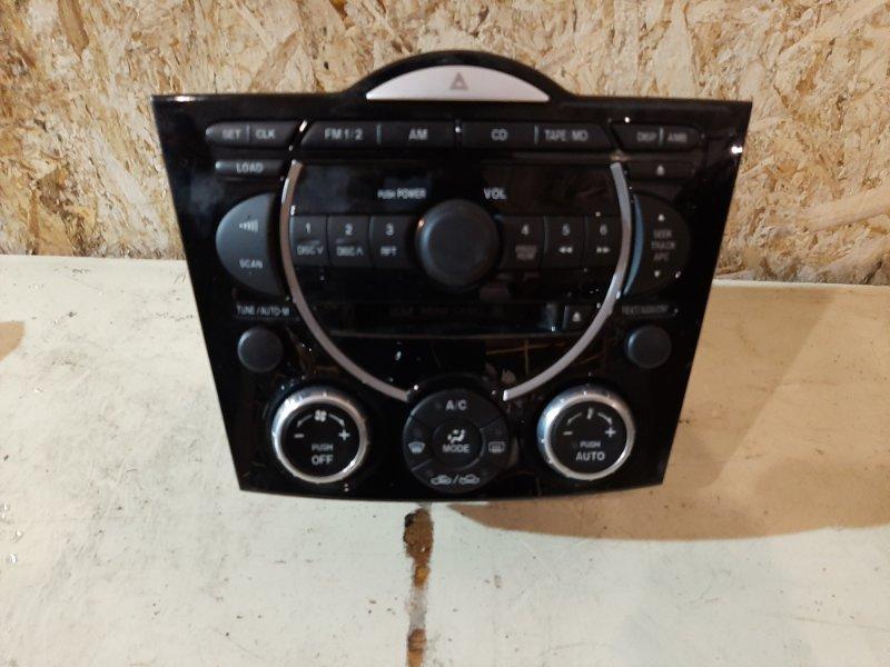Магнитола Mazda Rx8 SE3P 13B-MSP 2006