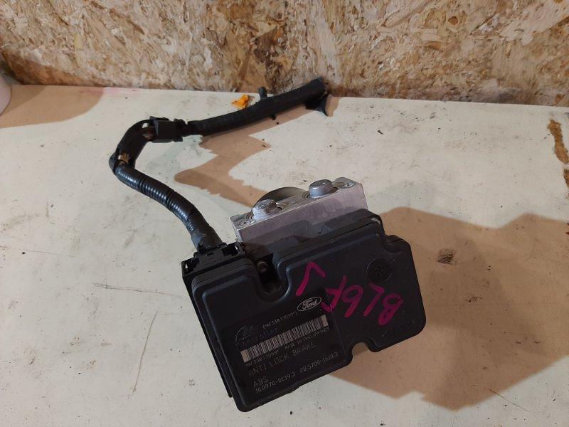 Блок abs Mazda Axela BL5FP Z6 2013