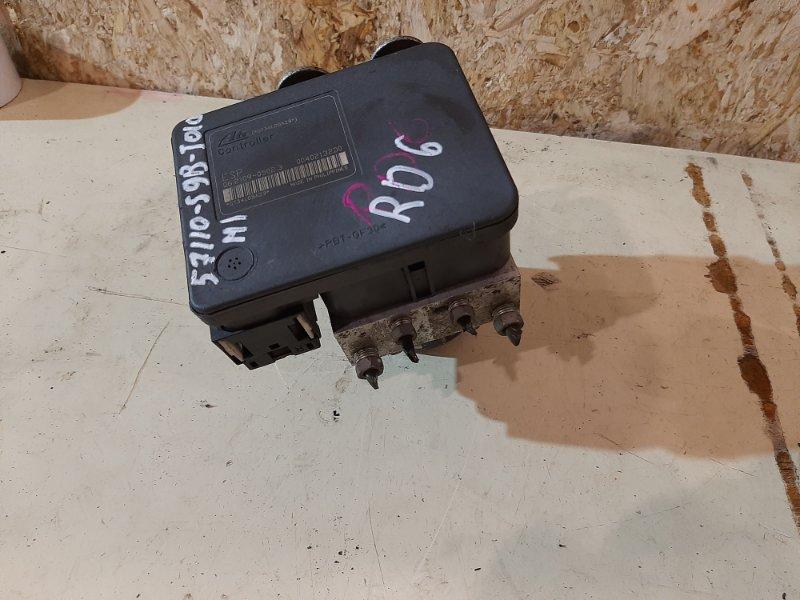 Блок abs Honda Cr-V RD6 K24A 2005