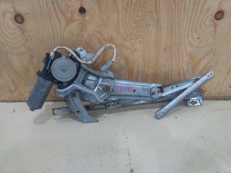 Стеклоподъемник Honda Ascot CE4 G20A 1994 передний левый