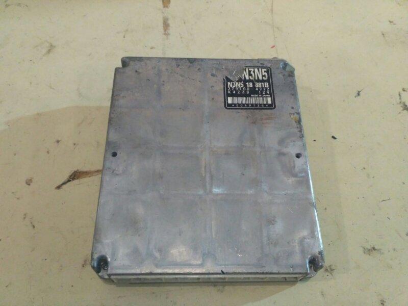 Блок управления двс Mazda Rx8 SE3P 13B-MSP 2006