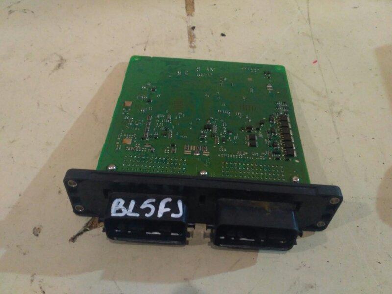 Блок управления двс Mazda Axela BL5FP Z6 2013