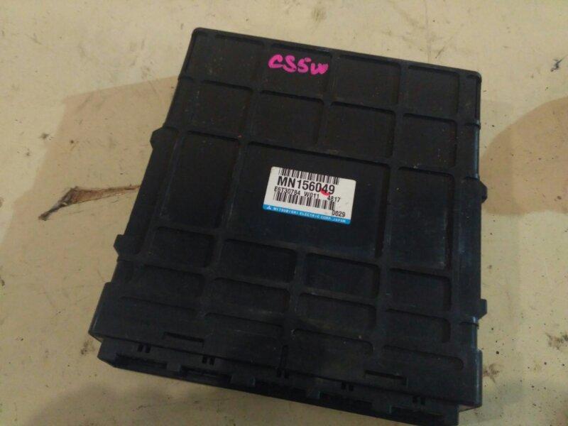 Блок управления двс Mitsubishi Lancer Cedia CS5W 4G93 2004