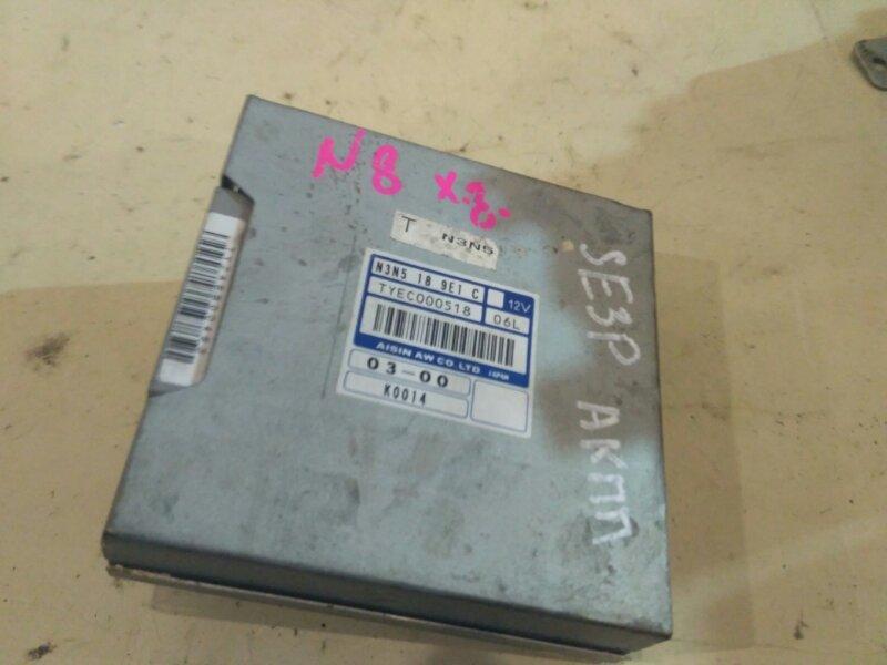 Блок управления кпп Mazda Rx8 SE3P 13B-MSP 2006
