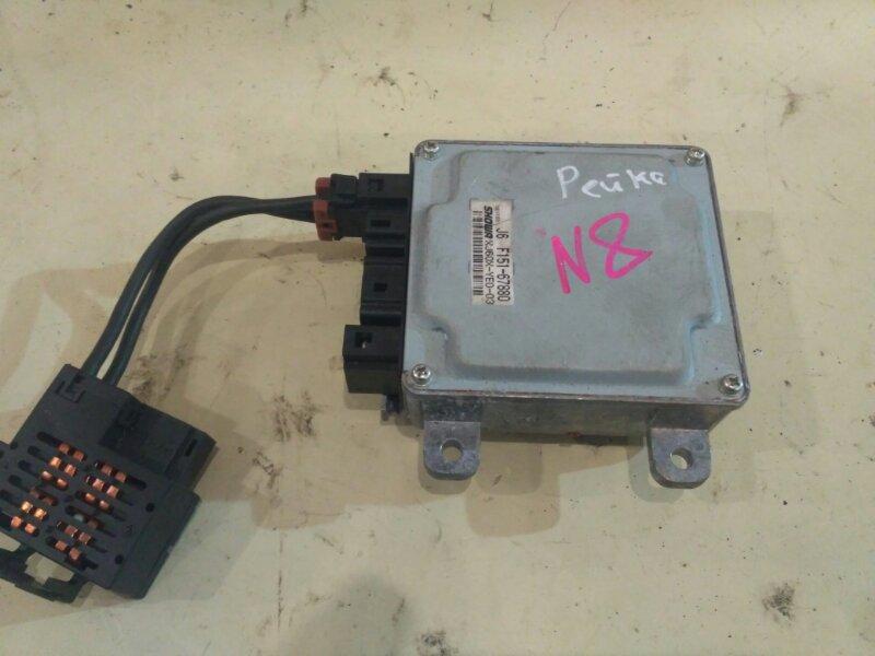 Блок управления рулевой рейкой Mazda Rx8 SE3P 13B-MSP 2006