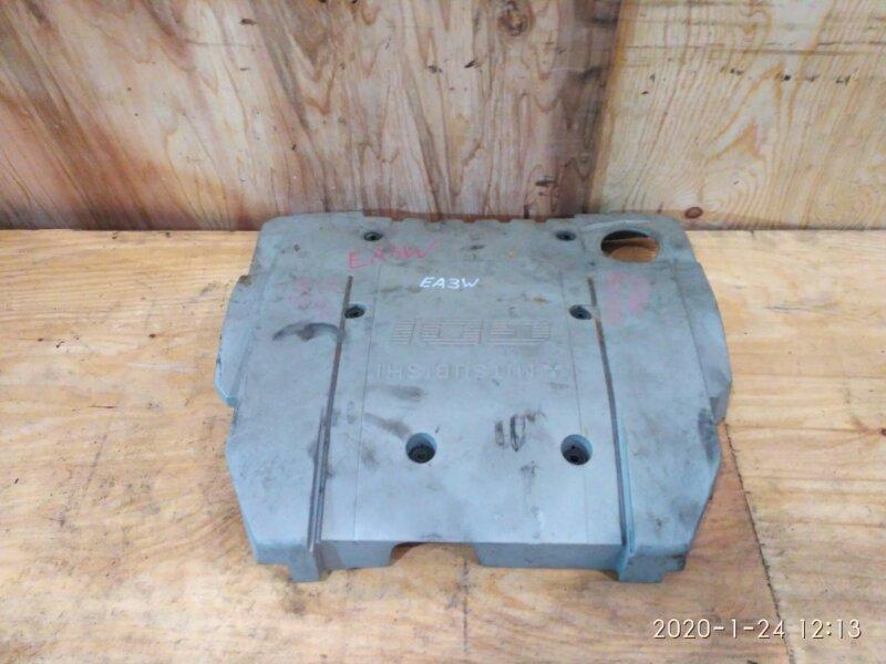 Крышка на двигатель декоративная Mitsubishi Legnum EA3W 4G64 2000