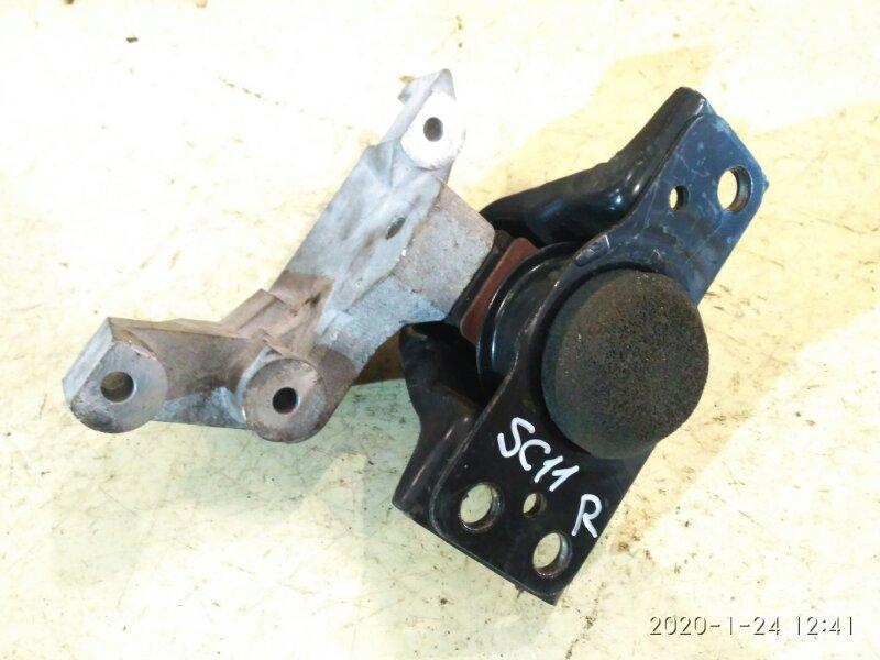 Подушка двигателя Nissan Tiida Latio SC11 HR15DE 2004 правая