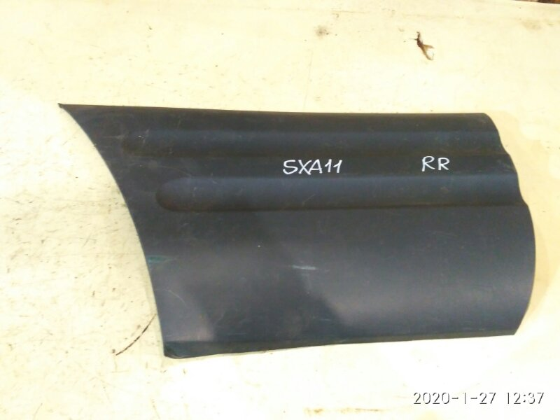 Накладка двери Toyota Rav4 SXA11G 3S-FE 1997 задняя правая