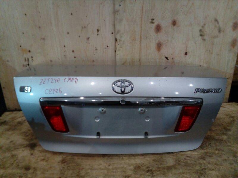 Крышка багажника Toyota Premio ZZT240 1ZZ-FE 2003