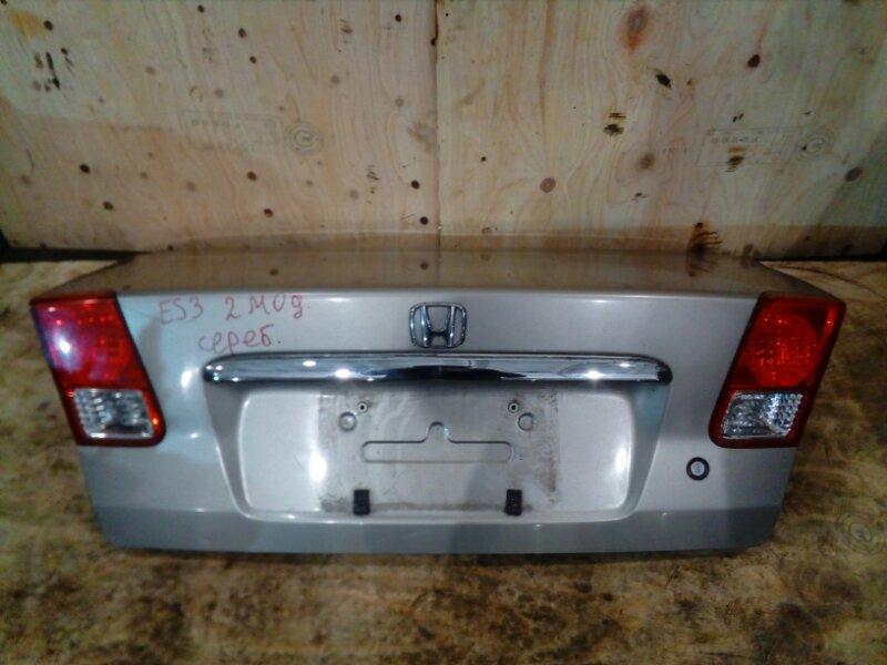 Крышка багажника Honda Civic Ferio ES3 D17A 2005