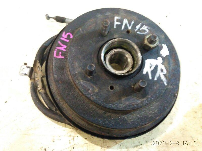Ступица Nissan Pulsar FN15 GA15DE 1996 задняя правая