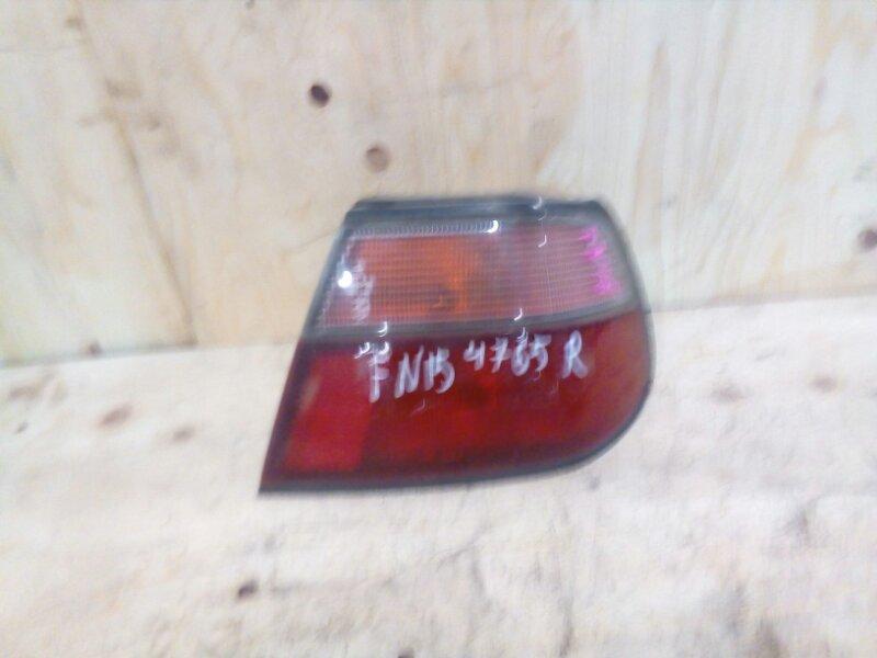 Фонарь стоп-сигнала Nissan Pulsar FN15 GA15DE 1996 правый