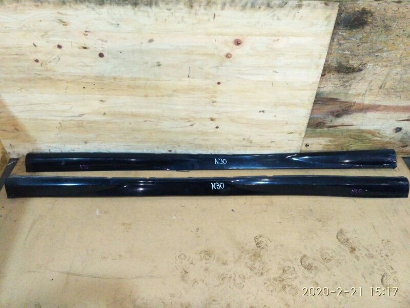 Порог Nissan Rnessa N30 SR20DE 1999