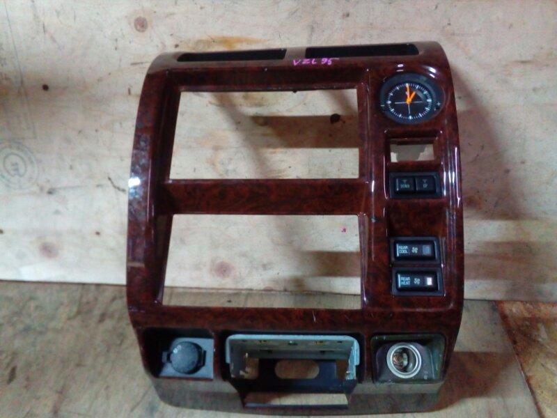 Рамка магнитофона Toyota Land Cruiser Prado VZJ95W 5VZ-FE 1997