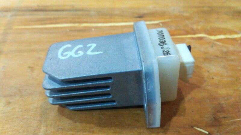 Реостат печки Subaru Impreza GG2 EJ15 2003
