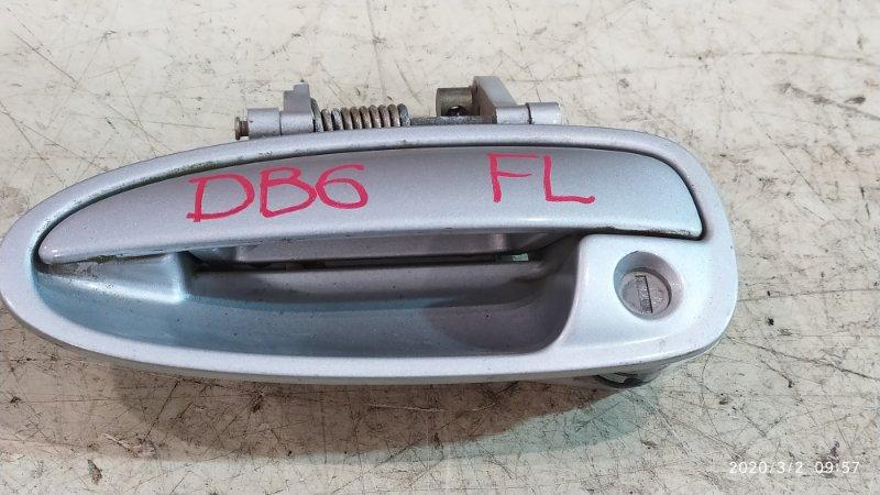 Ручка наружная Honda Integra DB6 ZC 1997 передняя левая