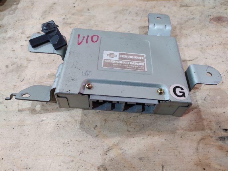 Блок управления кпп Nissan Tino V10 QG18DE 2000
