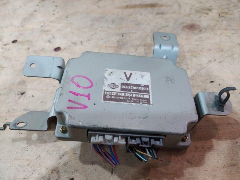 Блок управления кпп Nissan Tino V10 QG18DE 2003