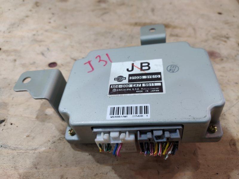 Блок управления кпп Nissan Teana J31 VQ23DE 2005