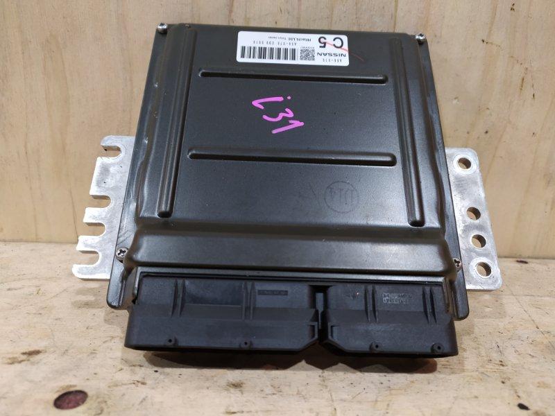 Блок управления двс Nissan Teana J31 VQ23DE 2005