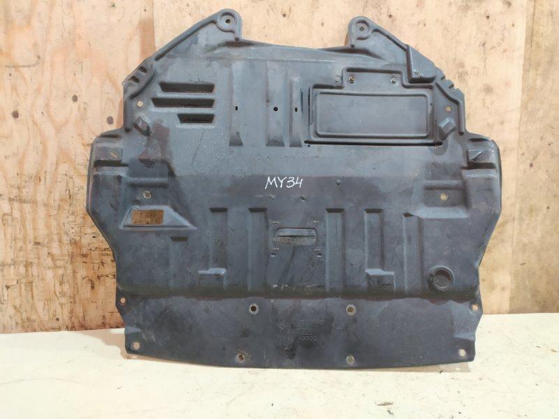 Защита двс Nissan Cedric MY34