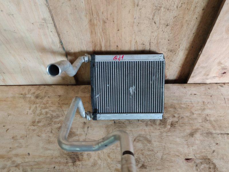 Радиатор отопителя Honda Airwave GJ1 L15A 2006